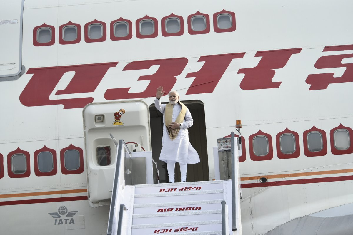PM to start 3 nation visit