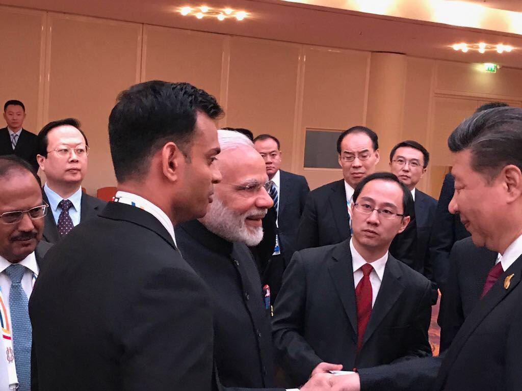 PM to Meet Xi Jinping